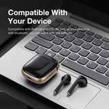 SANLEPUS Led Display TWS Bluetooth Earphones Wireless Headphones Gaming Headset Earbuds For Android iOS Xiaomi Huawei vivo redmi