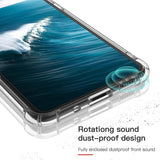 Ultra-thin transparent mobile phone case shock-proof and drop-proof cover for Samsung Galaxy S20 Ultra S20 Plus