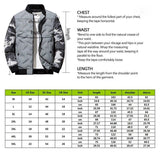 Winter Men Bomber Jacket Casual Cotton Thick Warm Parkas Coats Male Thermal Outwear Windbreaker Jackets Clothing 2020