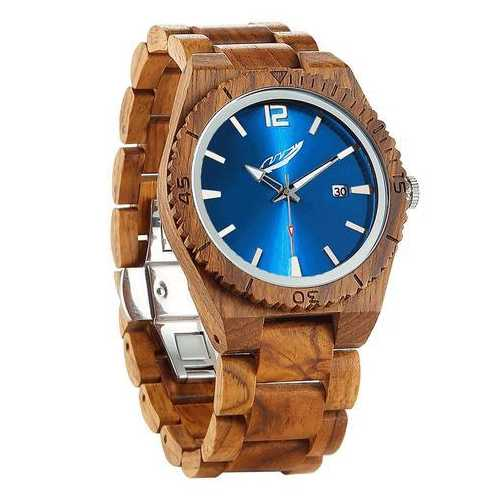 Men Personalized Engrave Ambila Wood Watches - Free Custom Engraving