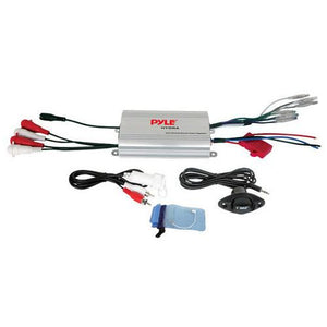 4 Channel Waterproof MP3/ Ipod Marine Power Amplifier