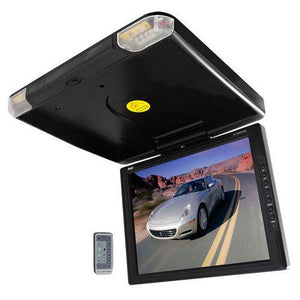 14'' High Resolution TFT Roof Mount Monitor & IR Transmitter