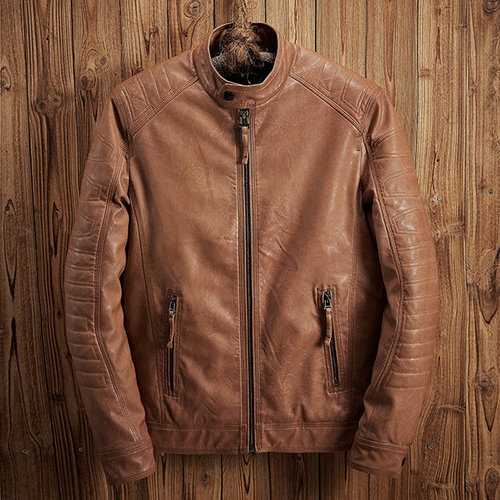 Biker PU Leather Jackets