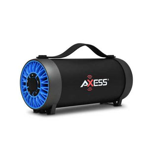Axess Bluetooth Media Speaker in Blue