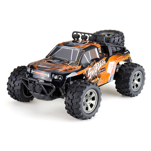 Toy Car Truck MGRC 1/18 2.4G 4CH 2WD Crawler RC Car