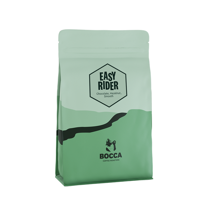 Bocca Coffee - Easy Rider - Biologisch