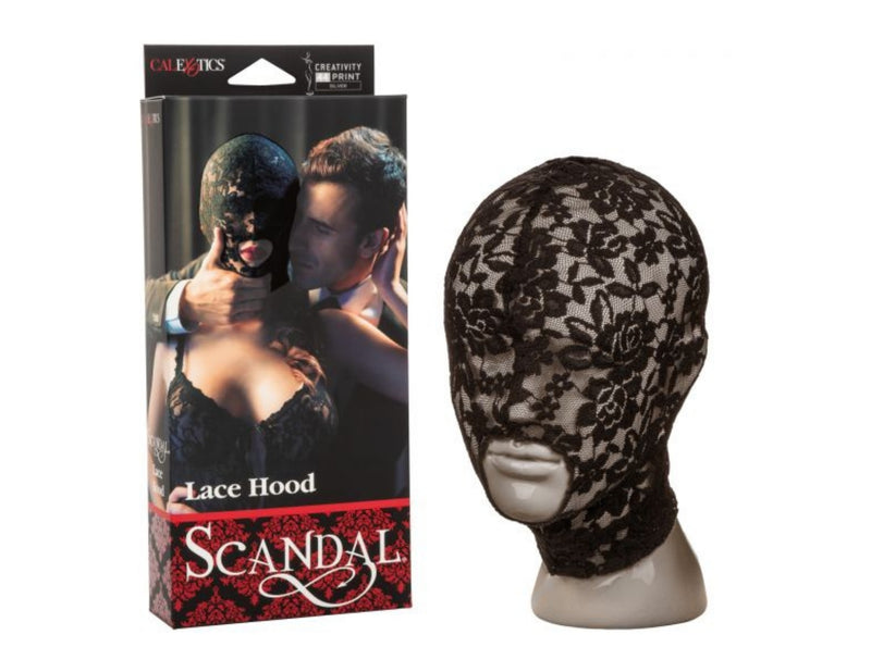 Scandal Lace Hood by CalExotics