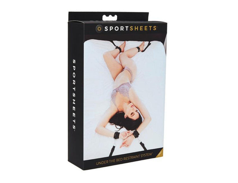 Under The Bed Restraint System by Sportsheets