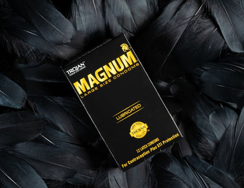 Magnum Condoms 12 pack by Trojan