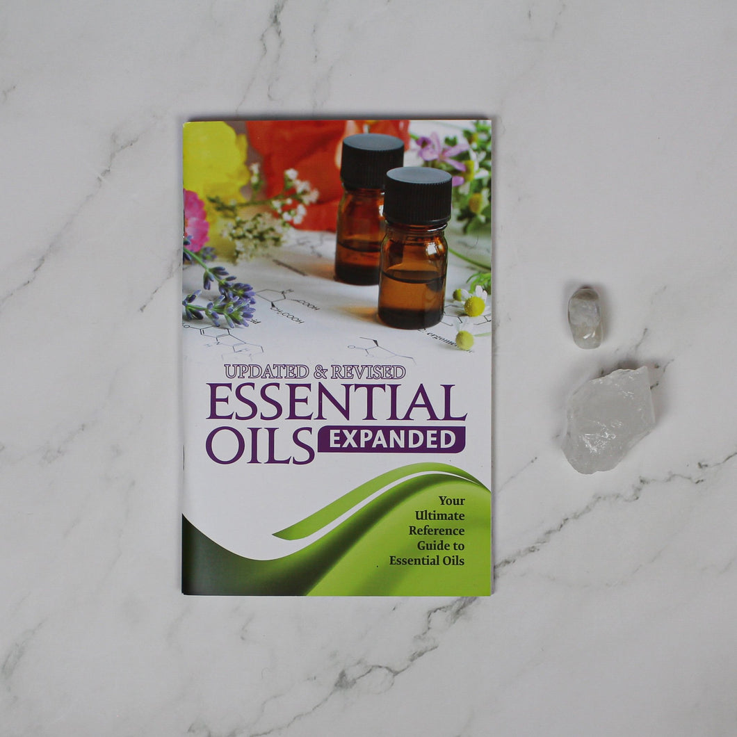 Essential Oils Expanded - Updated for 2019 ENGLISH