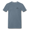 Jitterbug T-Shirt BSN - steel blue