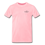 Can O' Worms Cotton T-Shirt BSN - pink