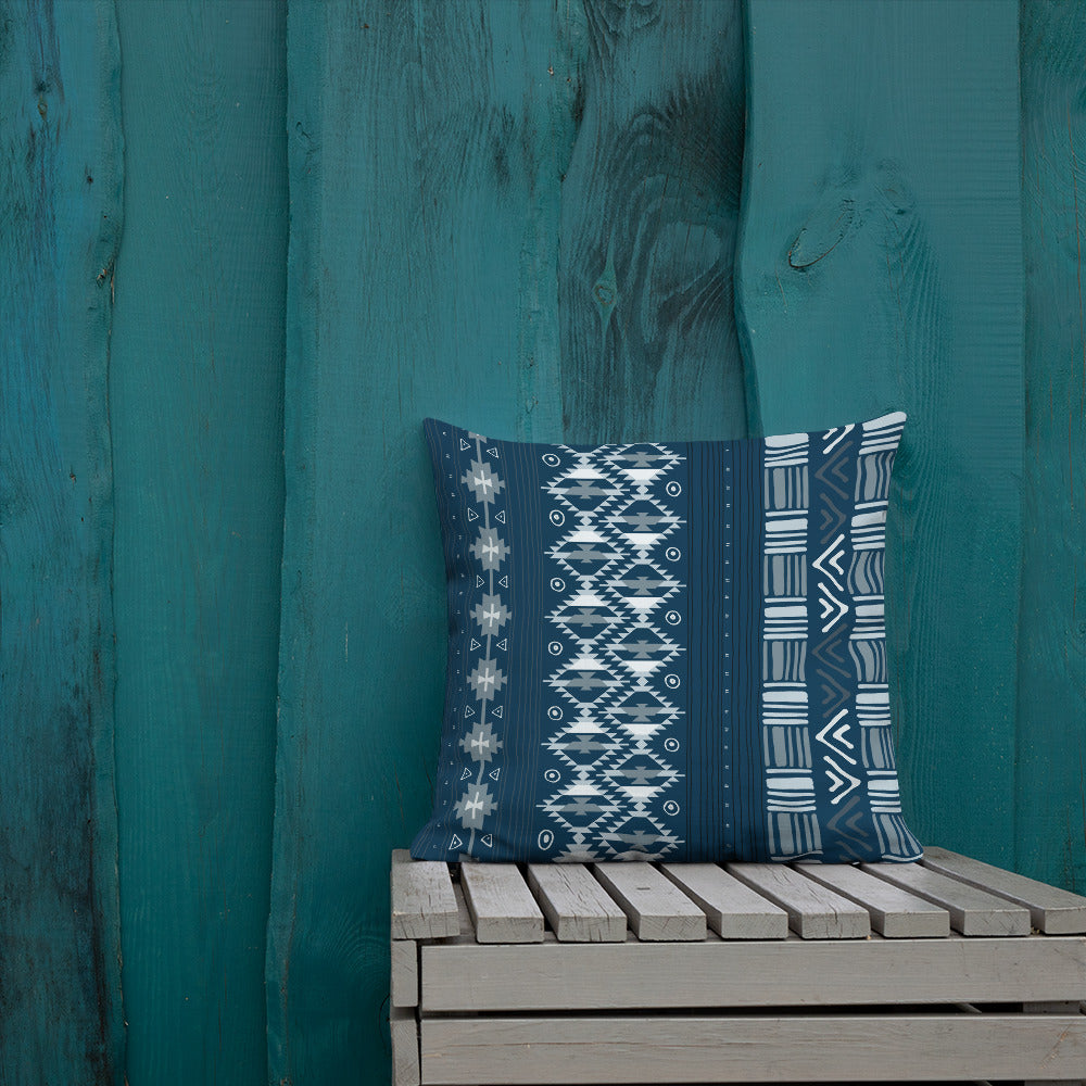 Throw Pillow Tais Accents by  Rumago Accents
