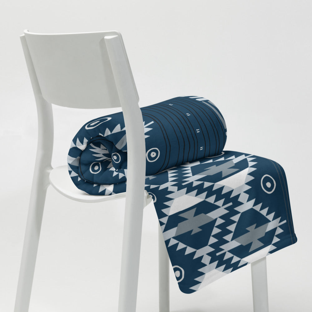 Throw Blanket Tais Accents by  Rumago Accents