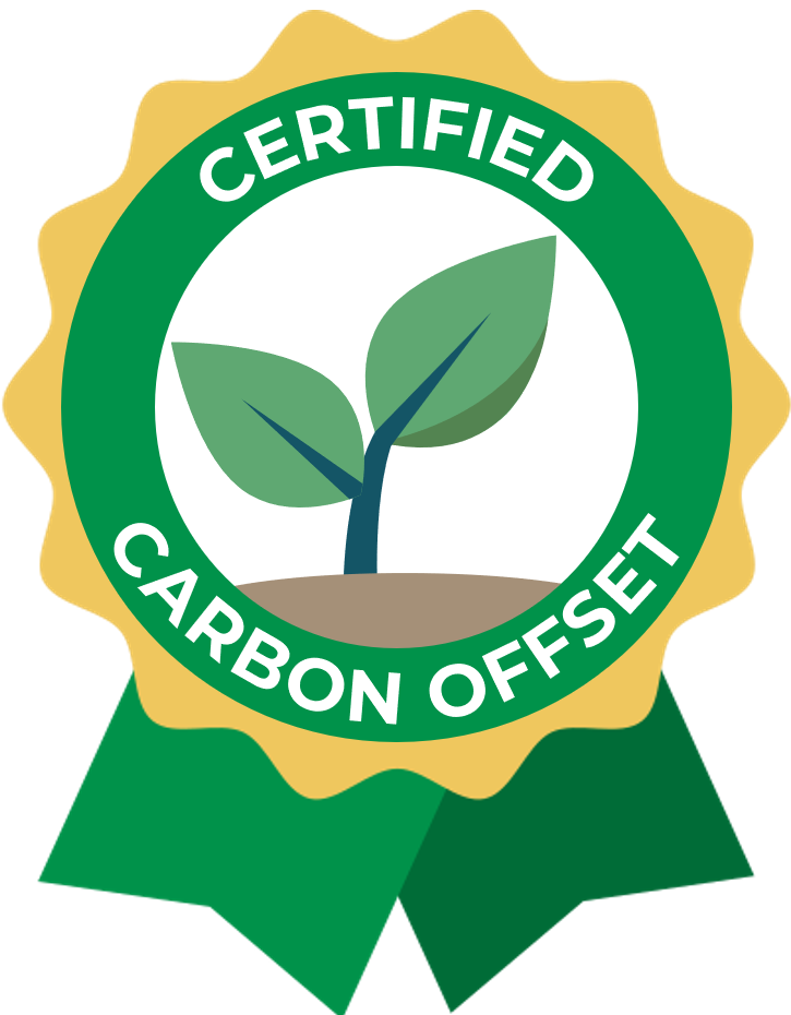 Carbon Neutral Order by  Rumago Accents