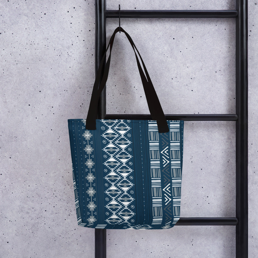 Tote Bag Tais Accents by  Rumago Accents