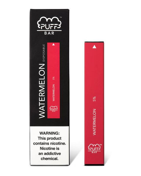 10 Pack Puff Bar - Disposable Device