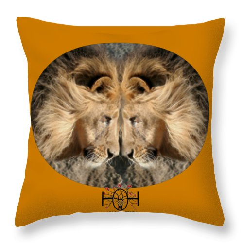 Logo 19 - Throw Pillow