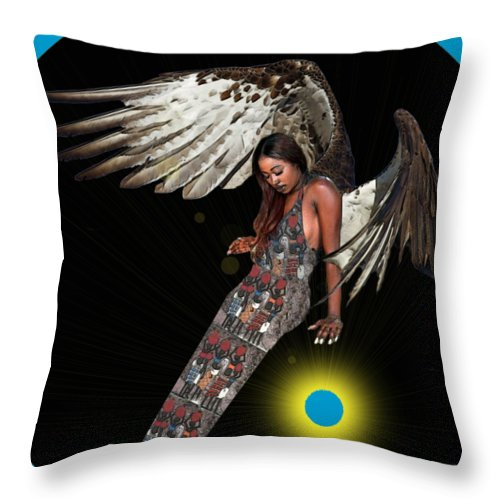 Logo 21 - Throw Pillow