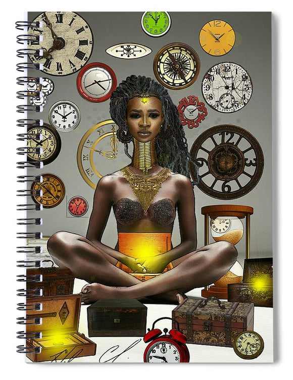 Pandora's Box  - Spiral Notebook
