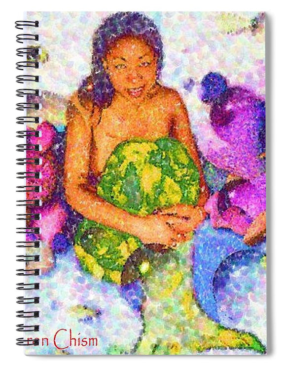 The Mer - Spiral Notebook