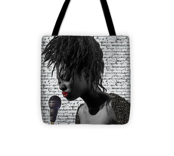 The Poet - Tote Bag