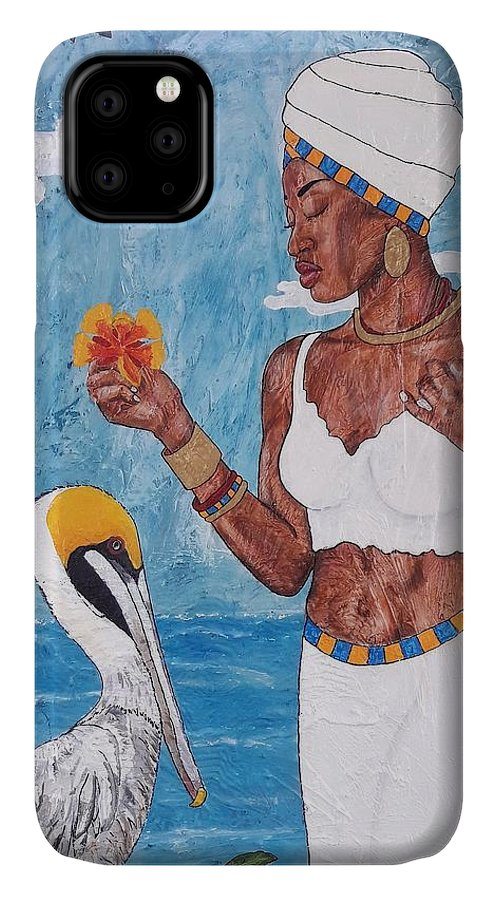 Window to the Sea #3 - Phone Case