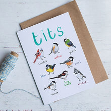Load image into Gallery viewer, The Tits and Cocks Teatowel Box