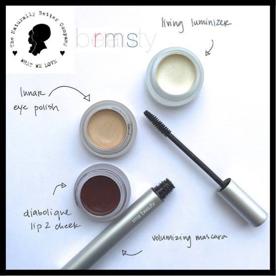 THE BLOG : The Naturally Better Company - RMS Beauty | Fresh