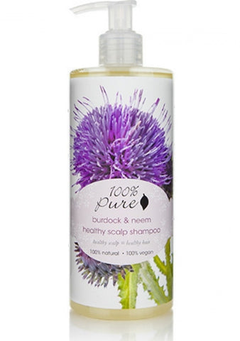Burdock & Neem Healthy Scalp Shampoo