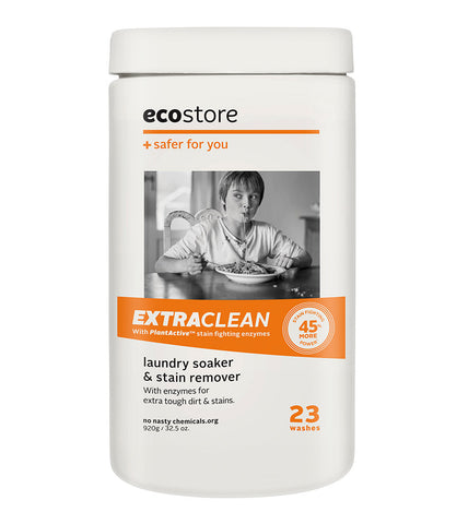 Extra Clean Laundry Soaker & Stain Remover