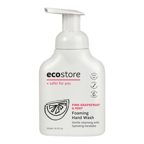 Foaming Hand Wash - Pink Grapefruit & Mint