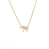 The Menagerie - Elephant Necklace