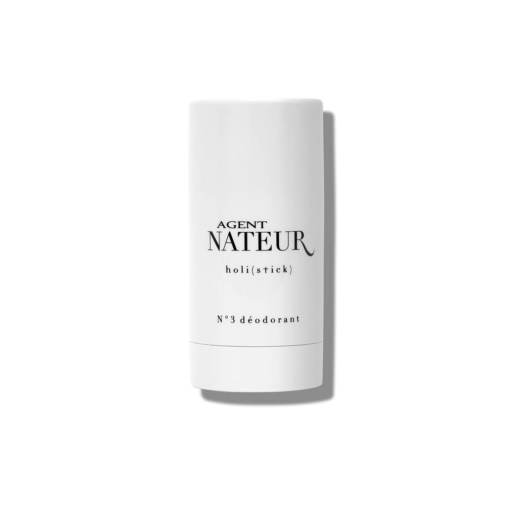 holi(stick) N°3 Deodorant AGENT NATEUR: The Naturally ...