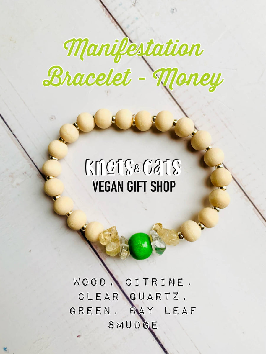 Manifestation Bracelet - Wealth
