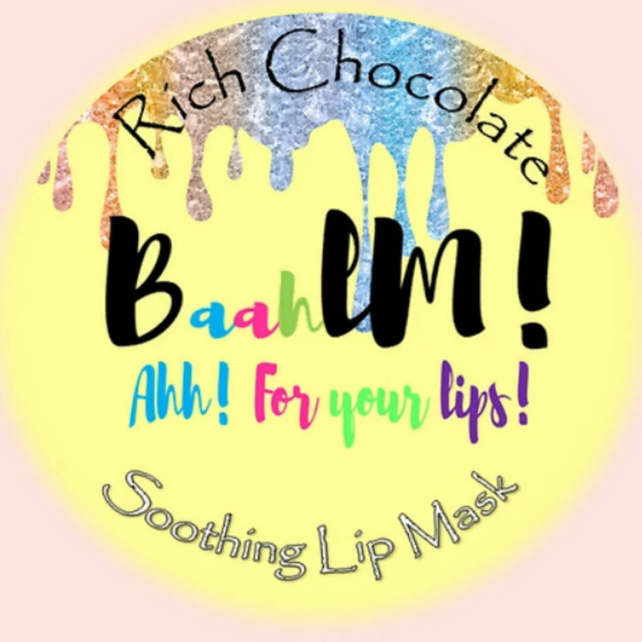 Baahlm Chocolate Lip Mask