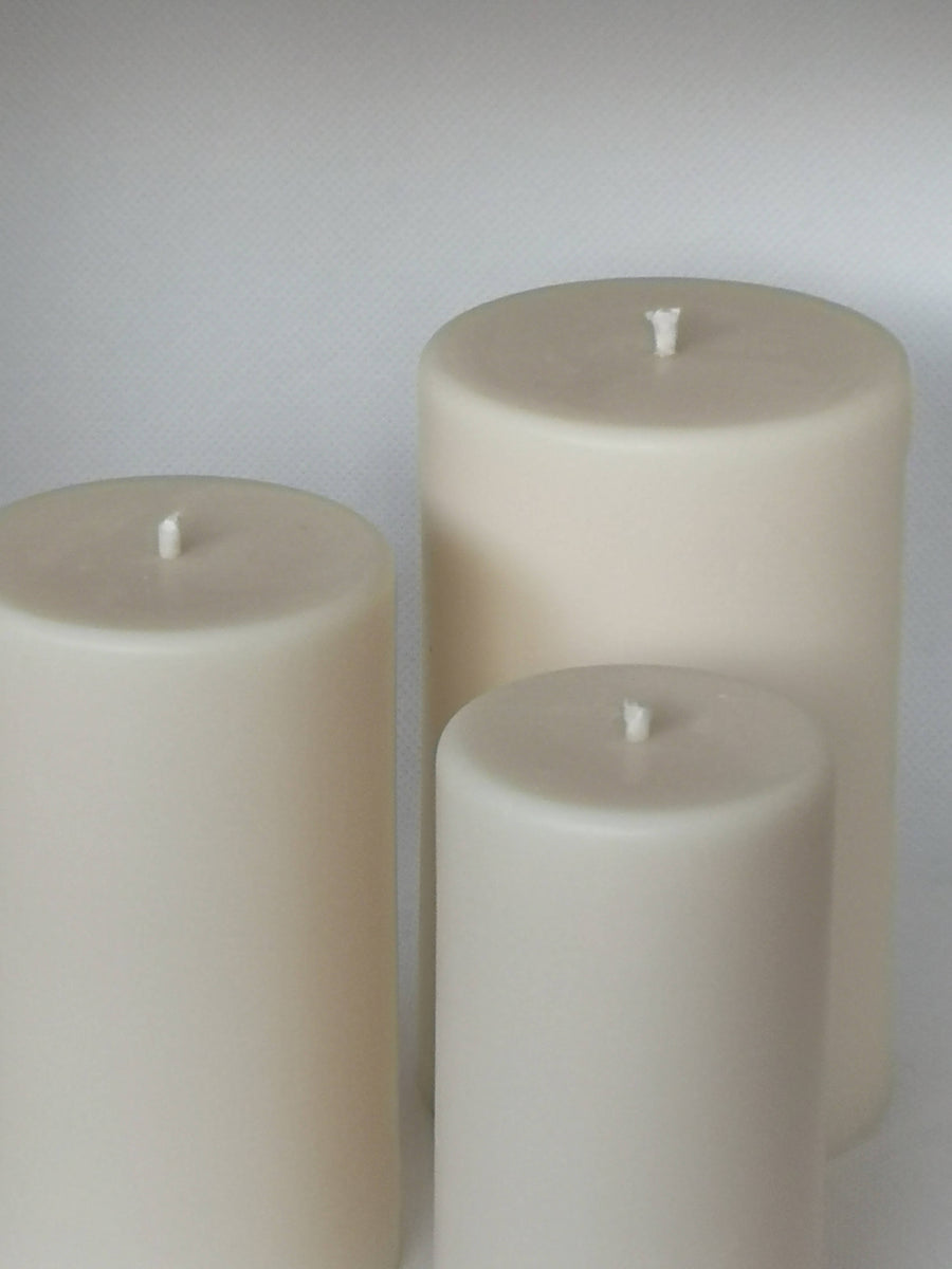 Classic Pillar Candle - 50mm