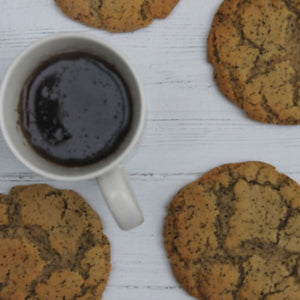 Earl Grey Vegan Cookies