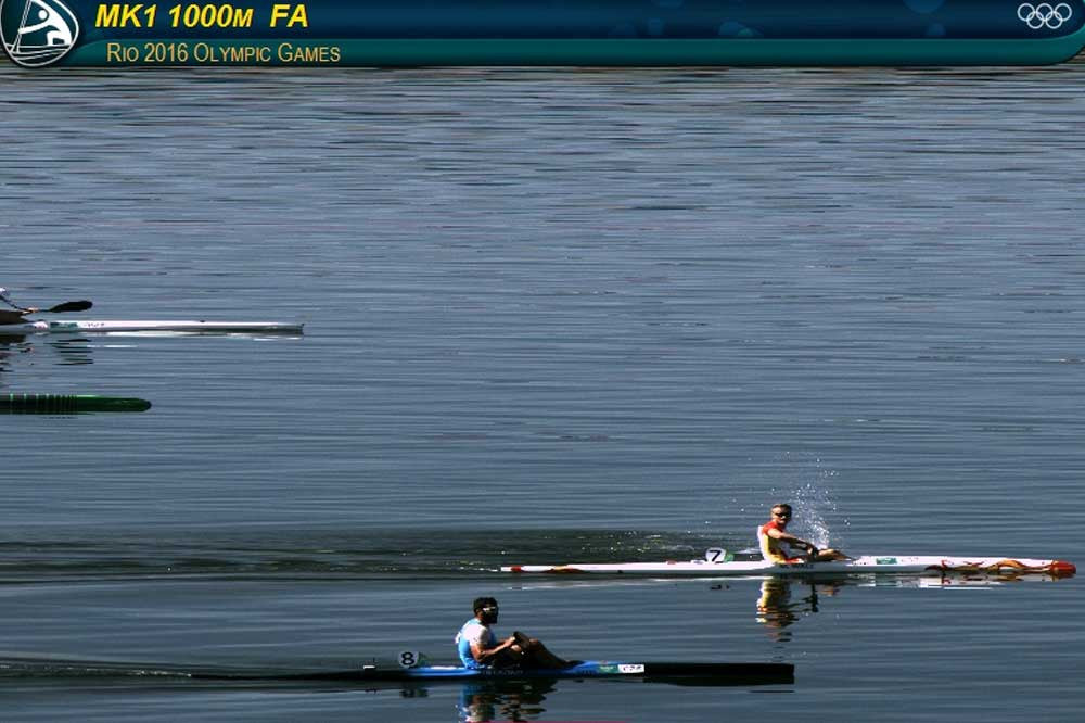 RIO OLYMPIC RESULTS: SURPRISE WIN FOR SPAIN K1M 1000