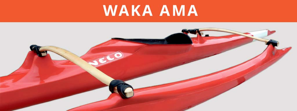 Nelo V1 Waka Ama Collection