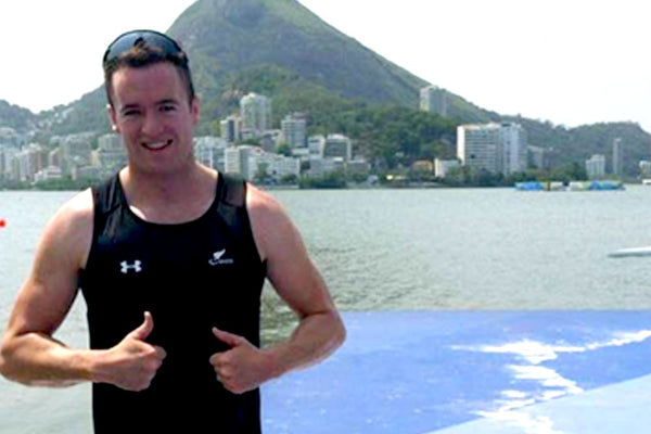 Scott Martlew in Rio