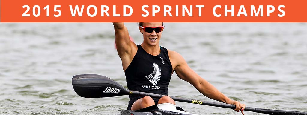 2015 Canoe World Sprint Champs
