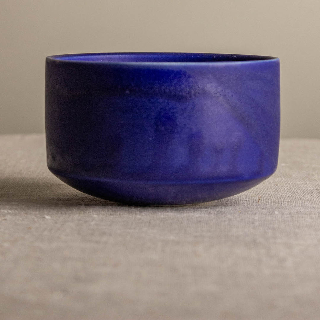 Cobalt, Straight-Side Bowl