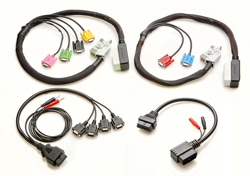 Jaguar Land Rover GWM Service Full Cable Set
