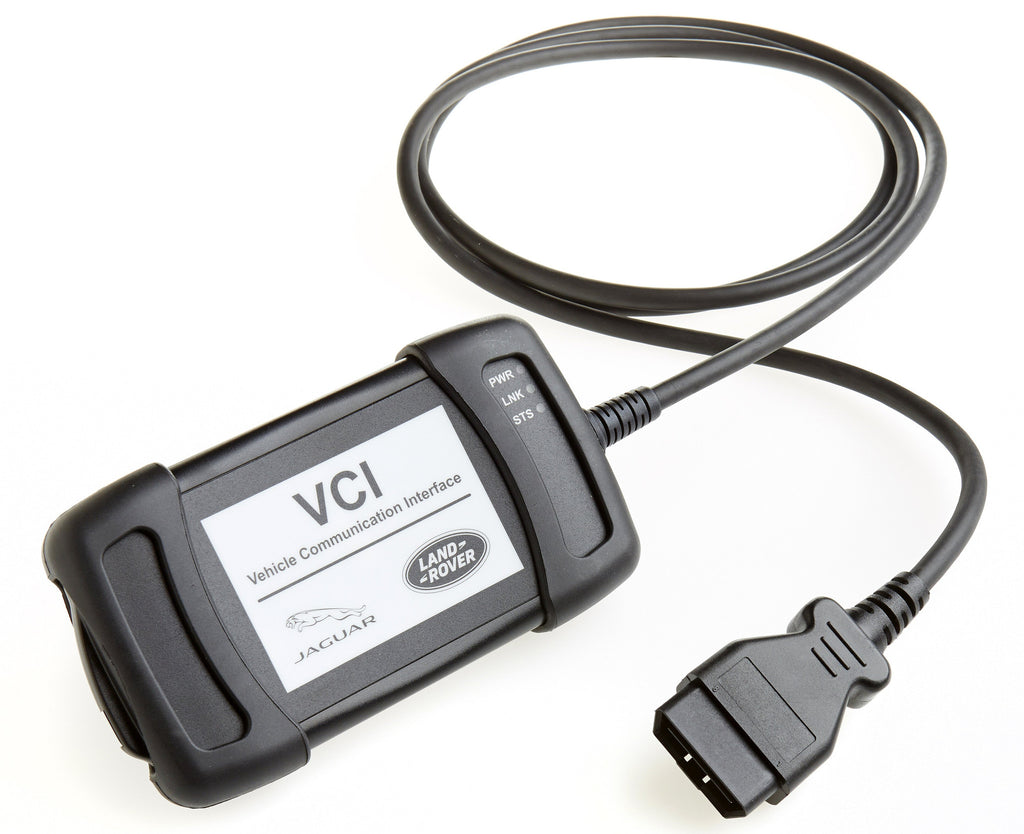 JLR VCI (Jaguar Land Rover Approved SAE J2534 Pass-Thru Interface)