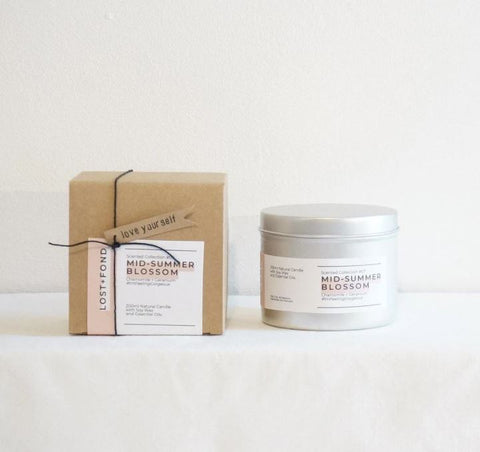 Aromatherapy candle - best scented candles for aromatherapy massages - www.wicksandreeds.com