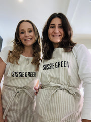 Sissie Green candles are handmade in Cheshire by Abbie & Amy Green