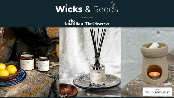 The Travel Collection by The Wild Botanist available to buy at official retailer Wicks and Reeds