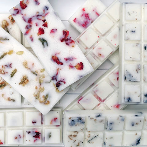 best wax melts - handmade soy wax melts scented wax bars from wicks and reeds