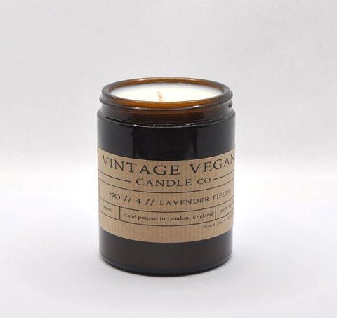 Best scented candles  - lavender aromatherapy sleep candle - buy at www.wicksandreeds.com